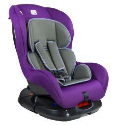 Автокресло Tizo Guard, цвет: фиолетовый/карбон