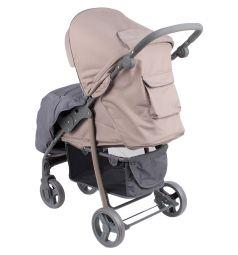 Прогулочная коляска Corol S-8, цвет: бежевый