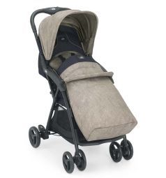 Прогулочная коляска Cam Curvi, цвет: бежевый