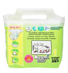 Подгузники Muumi Baby NB (2-5 кг) 25 шт.