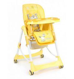 Стульчик для кормления Jetem Piero Fabula Horse, цвет: yellow