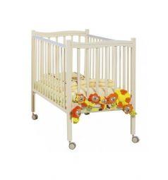 Кровать Papaloni Fiore, цвет: слоновая кость