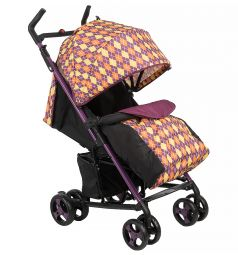 Коляска-трость Corol L-1, цвет: фиолетовый