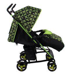 Коляска-трость Corol L-1, цвет: зеленый