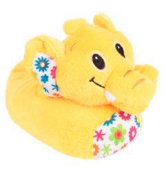 Тапочки-игрушки Forio, цвет: желтый