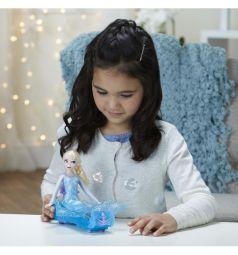 Кукла Disney Frozen Эльза и санки
