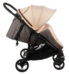 Прогулочная коляска Corol S-3, цвет: бежевый