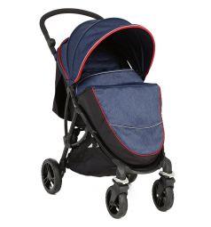 Прогулочная коляска Corol S-3, цвет: синий