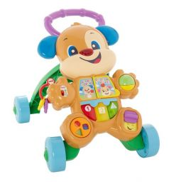 Ходунки-каталка Fisher-Price Ученый Щенок