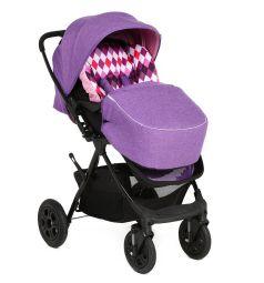 Прогулочная коляска Corol L-10, цвет: сиреневый
