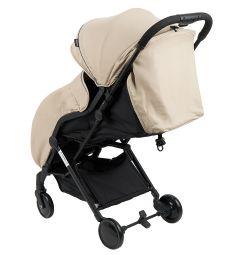 Прогулочная коляска McCan M-9, цвет: светло-серый/бежевый