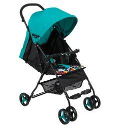 Прогулочная коляска Glory 1008, цвет: голубой