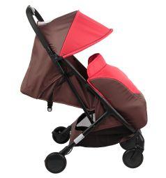 Прогулочная коляска McCan M-5, цвет: красный