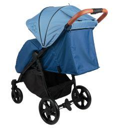 Прогулочная коляска McCan M-8, цвет: синий