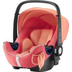 Автокресло Britax Romer Baby-Safe i-Size + база Flex, цвет: coral peach