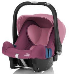 Автокресло Britax Romer Baby-Safe Plus SHR II, цвет: wine rose
