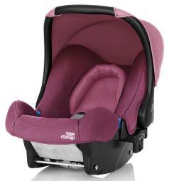 Автокресло Britax Romer Baby-Safe, цвет: wine rose