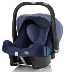 Автокресло Britax Romer Baby-Safe Plus SHR II, цвет: moonlight blue
