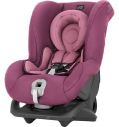 Автокресло Britax Romer First Class plus, цвет: wine rose