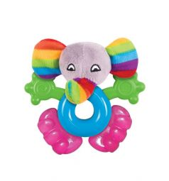 Погремушка Happy Snail Слонёнок Джамбо