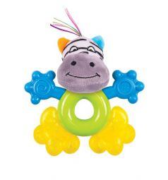 Погремушка Happy Snail Зебра Фру-Фру