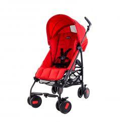 Коляска прогулочная Peg-Perego Pliko Mini, цвет: красный