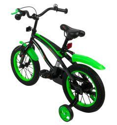 Велосипед Capella G14BM, цвет: зеленый/черный