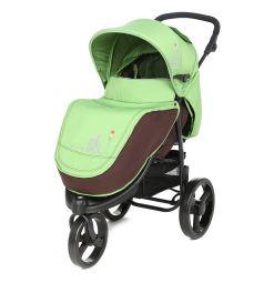 Прогулочная коляска Mobility One P5870 Express, цвет: зеленый