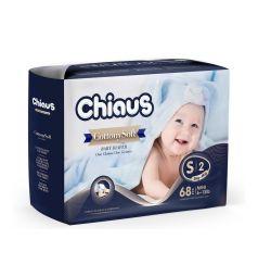 Подгузники Chiaus Cottony Soft (3-6 кг) 68 шт.
