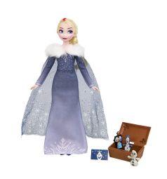 Кукла Disney Frozen Рождество с Олафом Эльза