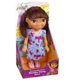 Кукла Dora The Explorer Приключения каждый день Даша готовится ко сну 21 см