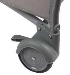 Манеж-кровать Capella S10-7, цвет: серый