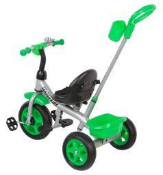 Велосипед Leader Kids 6172, цвет: зеленый