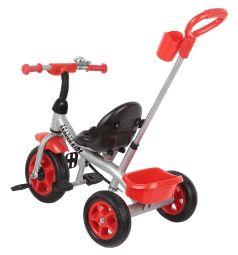 Велосипед Leader Kids 6172, цвет: красный
