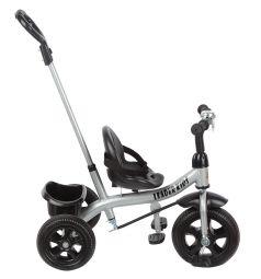 Велосипед Leader Kids 6172, цвет: серый