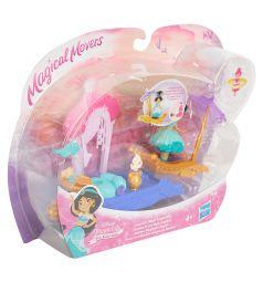 Игровой набор Disney Princess Принцесса и транспорт Жасмин