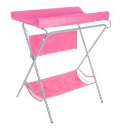 Пеленальный стол Фея, цвет: розовый