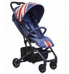 Прогулочная коляска EasyWalker Mini Buggy XS, цвет: union jack vintaget