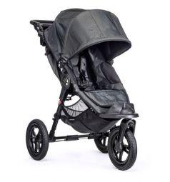 Прогулочная коляска Baby Jogger City elite с бампером Belly bar mounting brackets, цвет: Charcoal