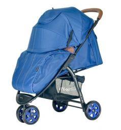 Прогулочная коляска Everflo Racing E-450, цвет: Blue