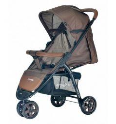 Прогулочная коляска Everflo Racing E-450, цвет: brown