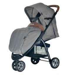 Прогулочная коляска Everflo Racing E-450, цвет: grey
