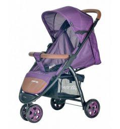 Прогулочная коляска Everflo Racing E-450, цвет: purple