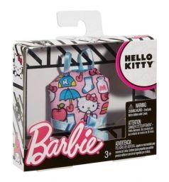 Одежда для кукол Barbie Универсальный топ - коллаборации Розовый топ с голубым бантом