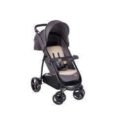 Прогулочная коляска Lionelo Lo elise, цвет: dark grey