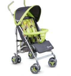 Прогулочная коляска Lionelo Lo elia, цвет: green