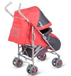 Прогулочная коляска Lionelo Lo elia, цвет: red