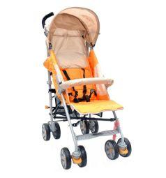 Коляска-трость Baby Care Polo 107, цвет: light orange
