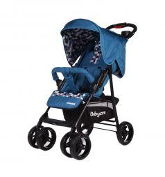 Прогулочная коляска Baby Care Voyager, цвет: blue 17