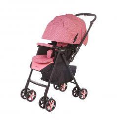 Прогулочная коляска Jetem Carbon, цвет: красный